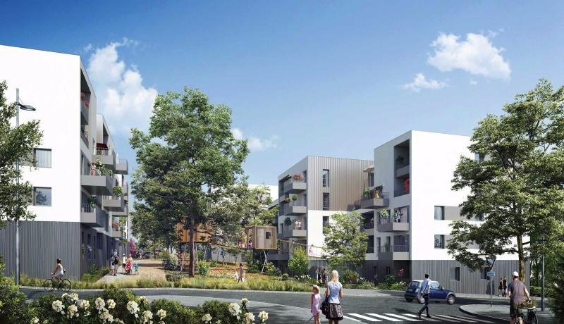 Sale apartment Rillieux la pape 114000€ - Picture 1
