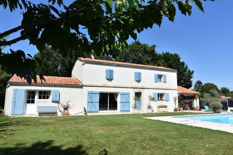 Vente de prestige maison / villa Vaux sur mer 766000€ - Photo 1