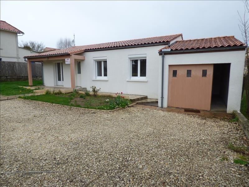 Vente maison / villa Vaux sur mer 283500€ - Photo 1