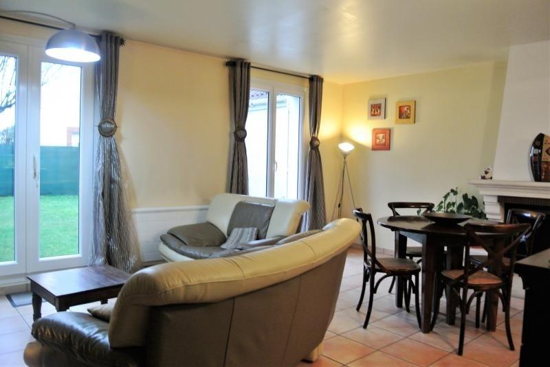 Vente maison / villa Le plessis bouchard 329000€ - Photo 1