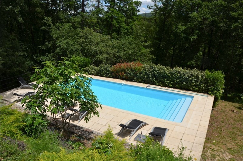 Vente maison / villa Vallon pont d arc 420000€ - Photo 2