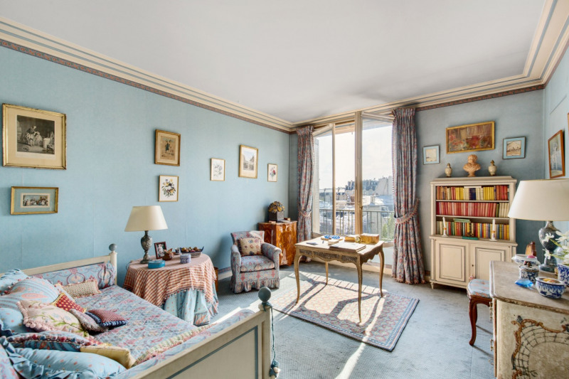 Revenda residencial de prestígio apartamento Paris 16ème 3250000€ - Fotografia 11
