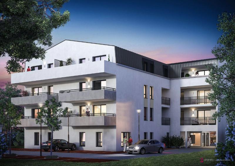 Floresens programme immobilier neuf essey l s nancy for Est habitat nancy
