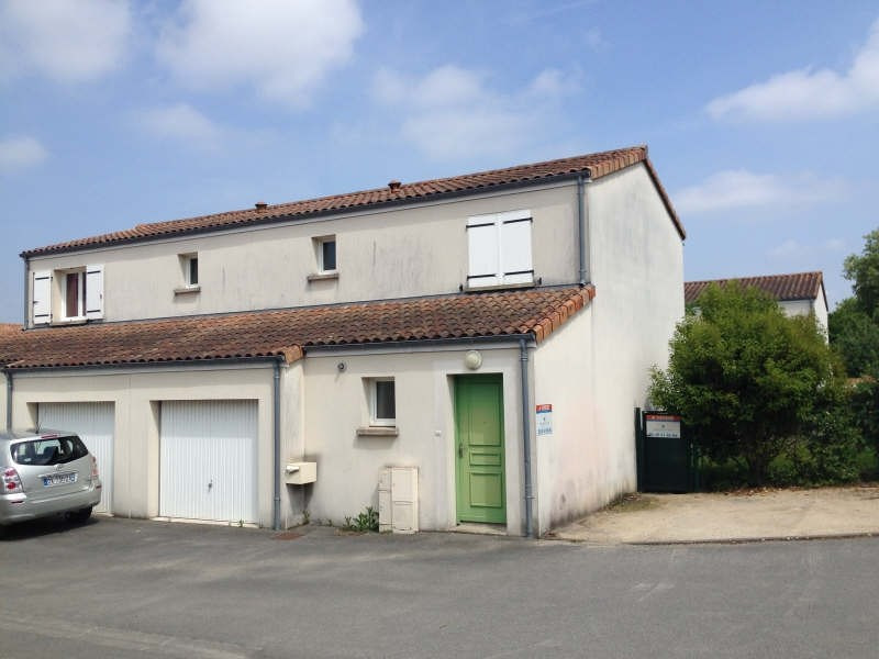 Investment property house / villa Poitiers 135000€ - Picture 2