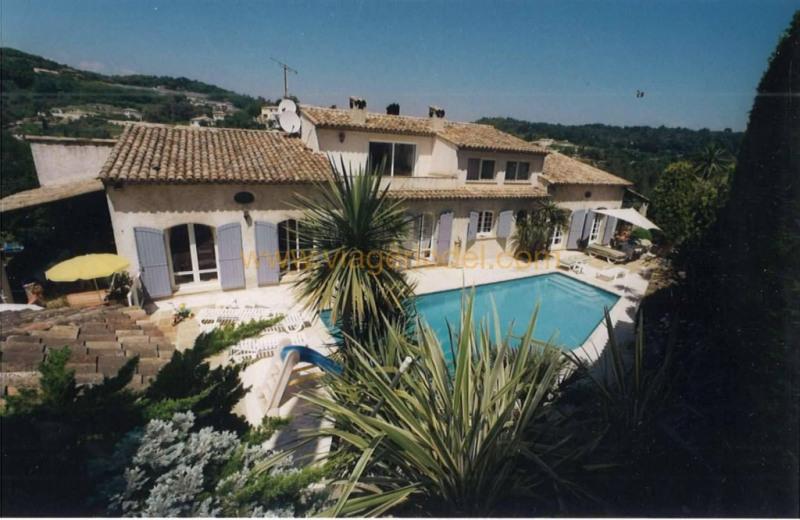 Lijfrente  huis Biot 235000€ - Foto 1