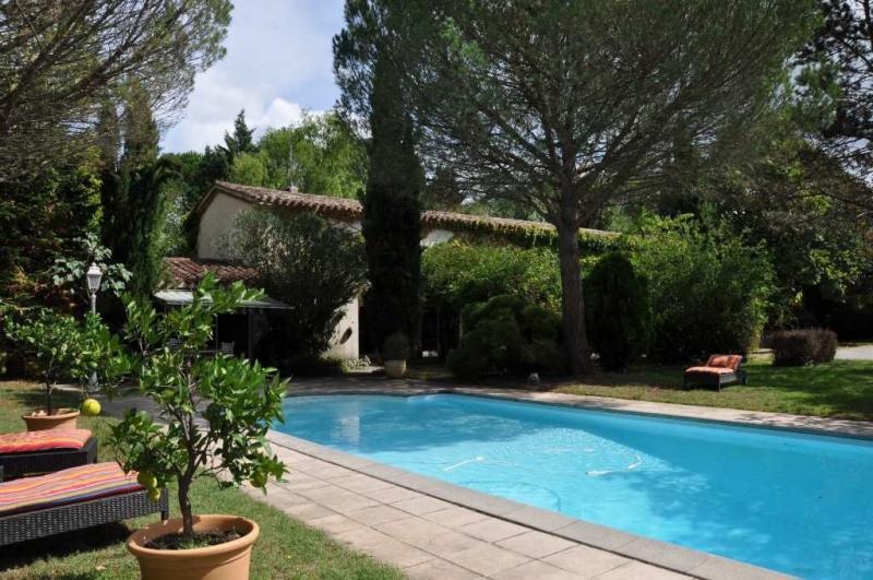 Sale house / villa Castres 490000€ - Picture 1