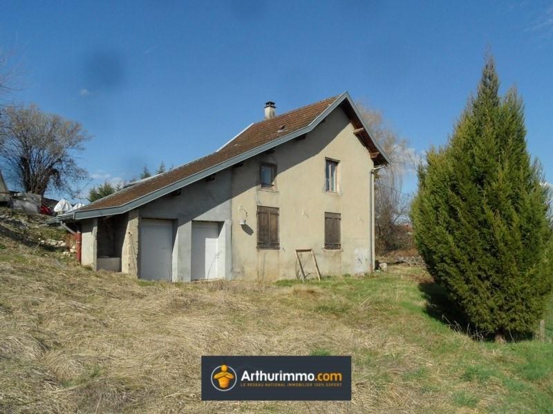 Sale house / villa Morestel 99000€ - Picture 1