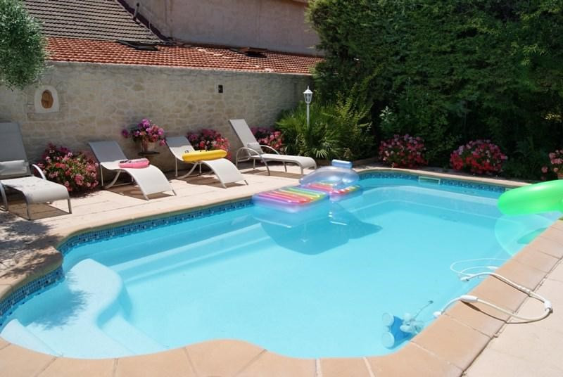 Sale house / villa La bouilladisse 449000€ - Picture 2