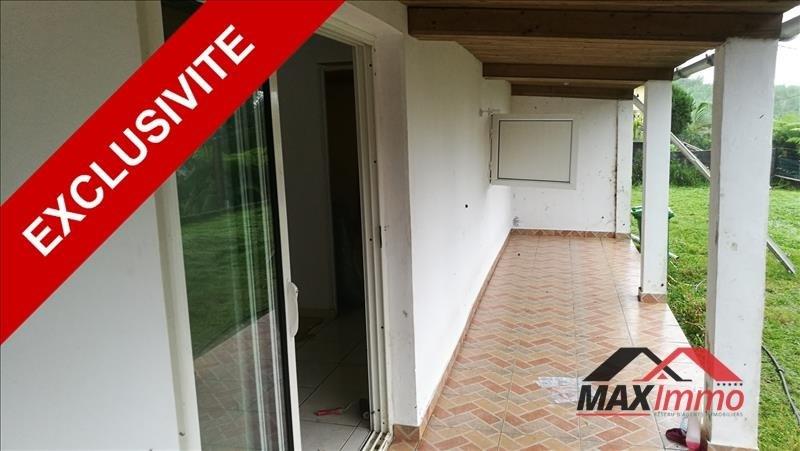 Vente maison / villa Petite ile 180000€ - Photo 1