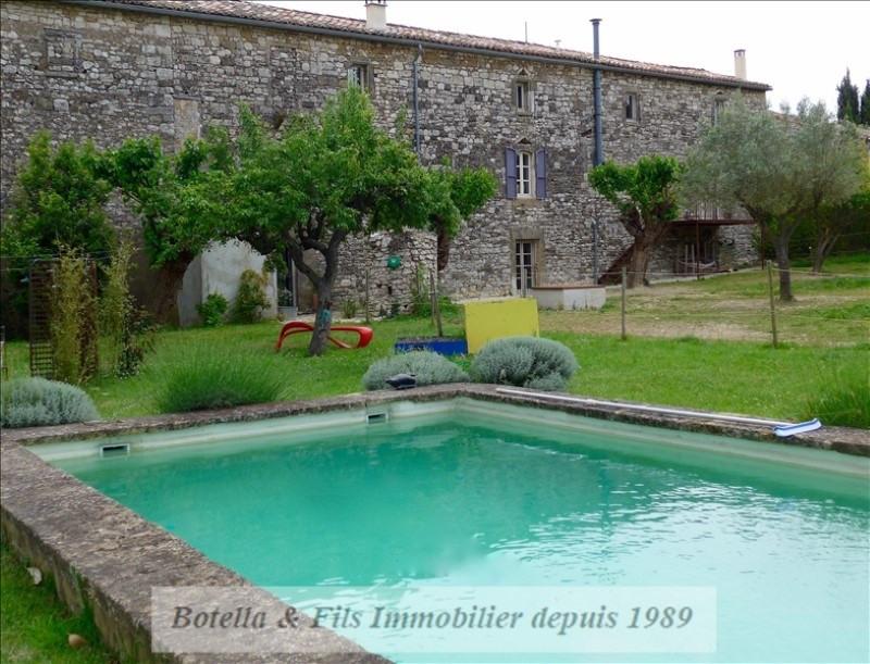 Immobile residenziali di prestigio casa Uzes 2700000€ - Fotografia 16