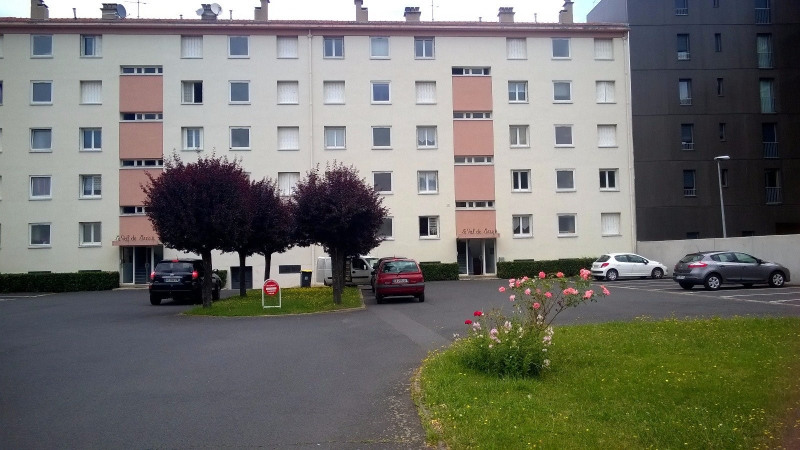 Vente appartement Brives charensac 85600€ - Photo 1