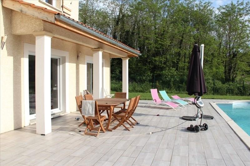 Verkauf haus Villefontaine 365000€ - Fotografie 9