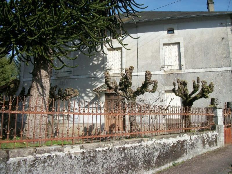 Sale house / villa Bussiere galant 81000€ - Picture 1