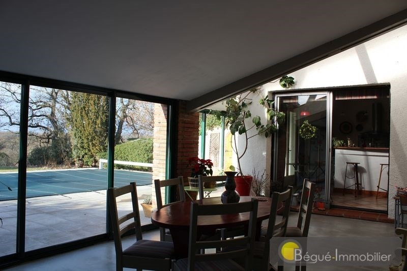 Vente de prestige maison / villa Pibrac 595000€ - Photo 4