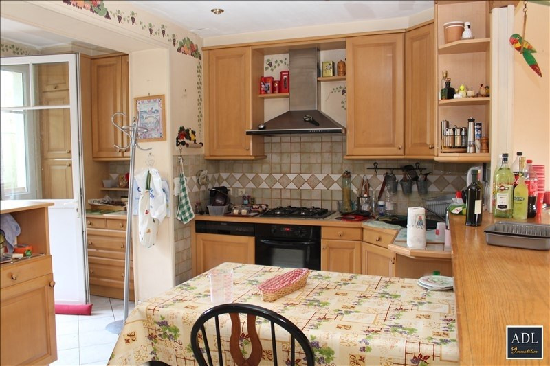 Vente de prestige maison / villa Lamorlaye 616550€ - Photo 2