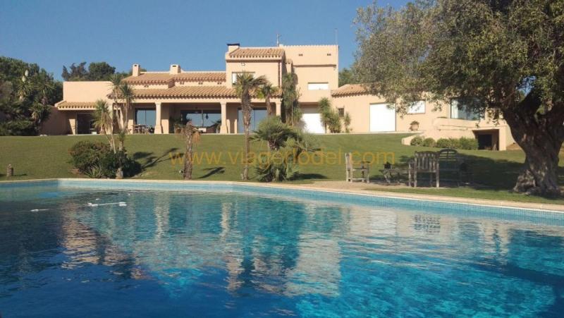 Viager maison / villa Canet-en-roussillon 1560000€ - Photo 1