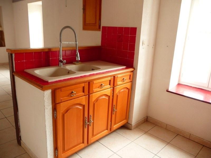 Vente maison / villa Salignac sur charente 133750€ - Photo 2