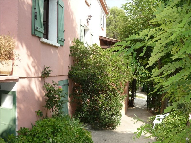 Vente maison / villa La bouilladisse 450000€ - Photo 2