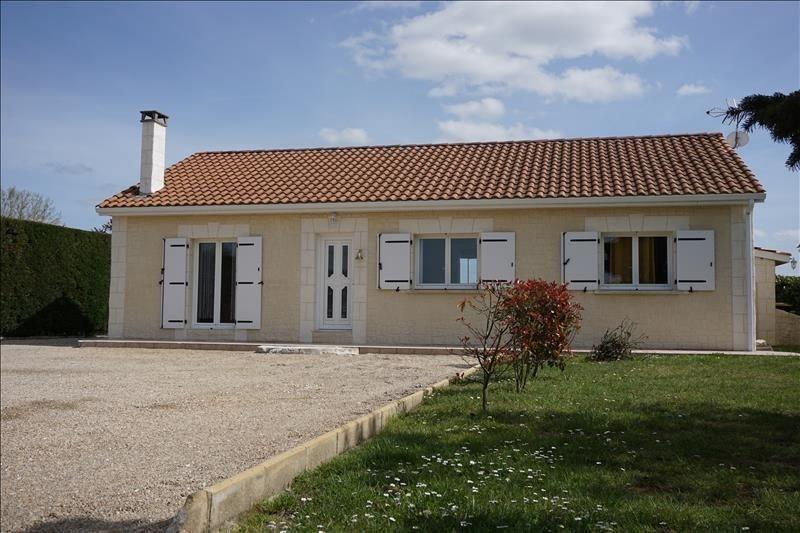 Vente maison / villa Libourne 249900€ - Photo 1