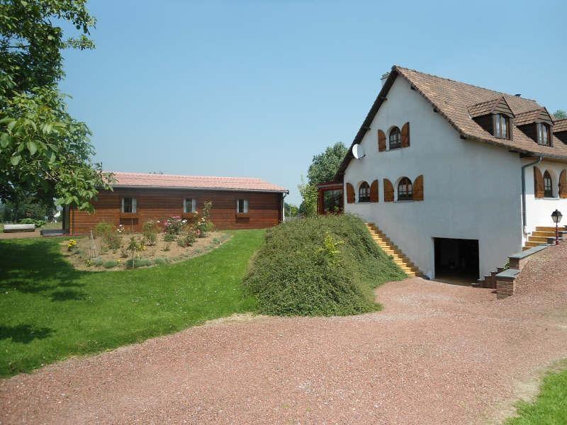 Vente maison / villa Avesnes sur helpe 300000€ - Photo 3