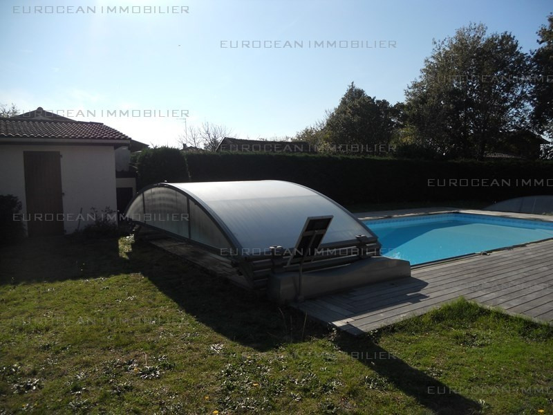 Alquiler vacaciones  casa Le porge 635€ - Fotografía 7