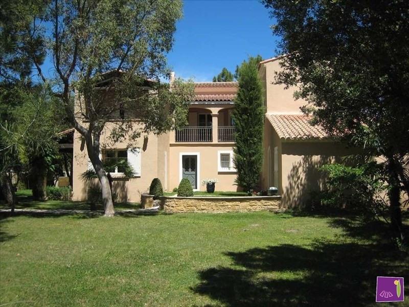Vente de prestige maison / villa Uzes 735000€ - Photo 1