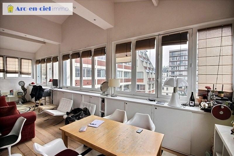 Vente de prestige loft/atelier/surface Paris 10ème 1288000€ - Photo 9