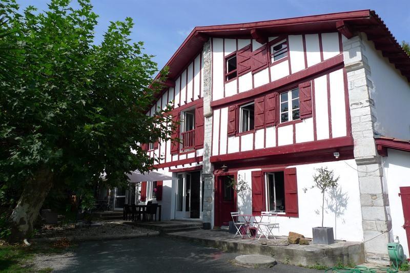Vente maison / villa Saint-pée-sur-nivelle 695000€ - Photo 1