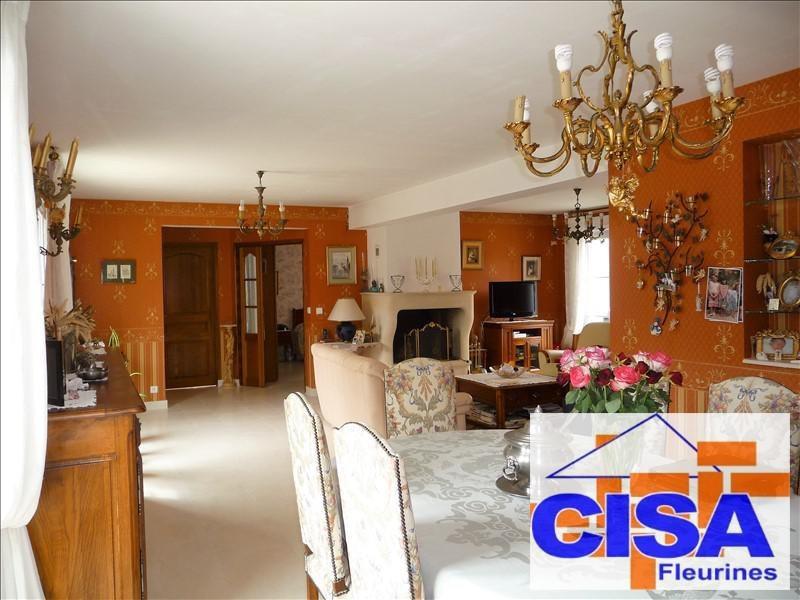 Vente de prestige maison / villa Chamant 840000€ - Photo 6