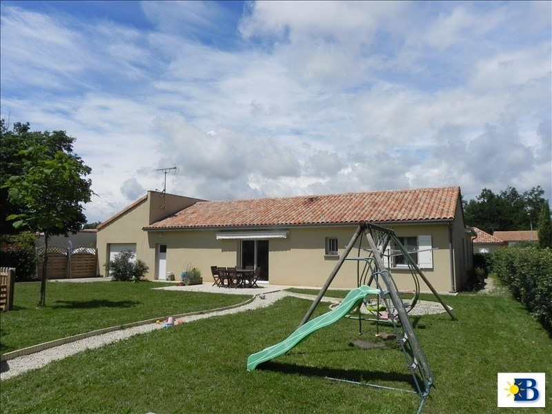 Vente maison / villa Naintre 263 940€ - Photo 1