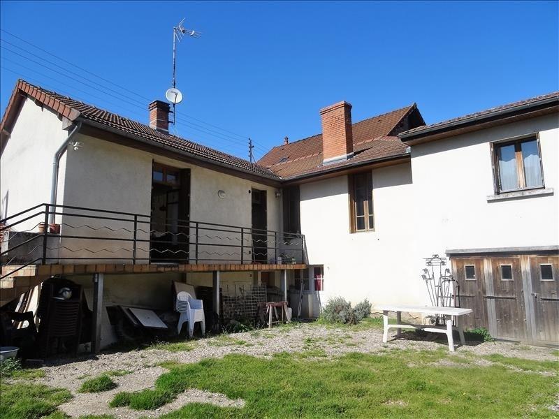 Vente maison / villa Bourbon l archambault 139100€ - Photo 1