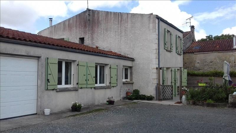 Vente maison / villa Le thou 185000€ - Photo 1