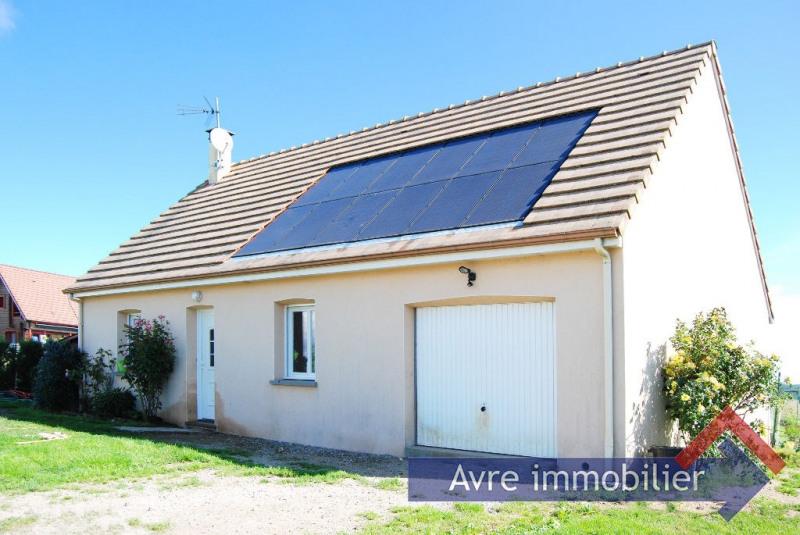 Sale house / villa Verneuil d'avre et d'iton 139000€ - Picture 1