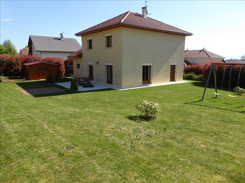 Vente maison / villa Echenevex 638000€ - Photo 1