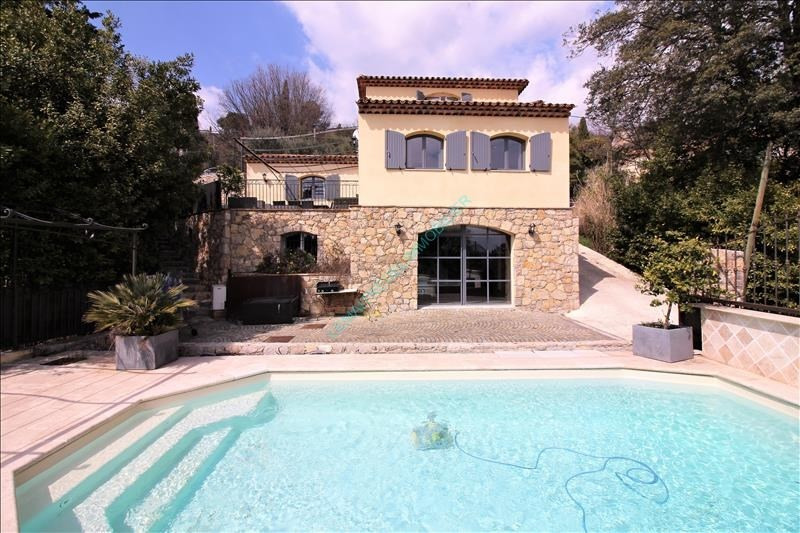 Vente de prestige maison / villa Speracedes 645000€ - Photo 12