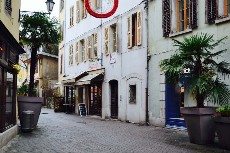 Location appartement Chambery 450€ CC - Photo 1
