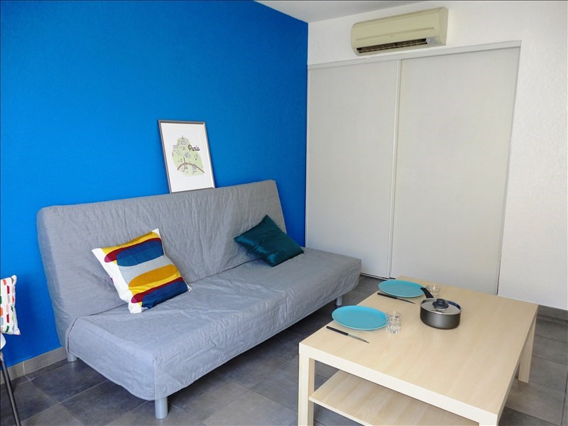 Rental apartment Toulon 415€ CC - Picture 2