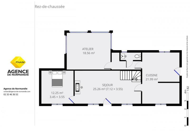 Sale house / villa Montreuil-l'argille 70000€ - Picture 3
