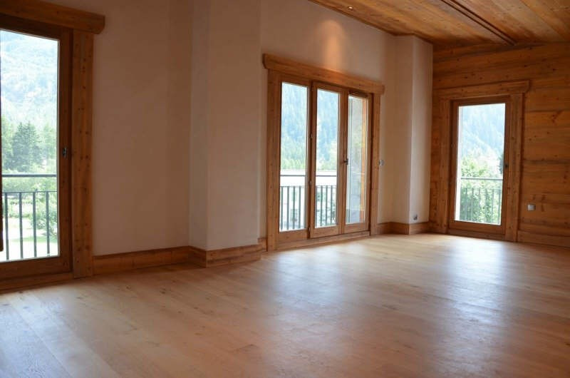 Deluxe sale apartment Argentiere 700 000€ - Picture 1