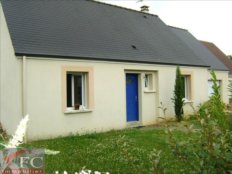 Sale house / villa Dame-marie-les-bois 140400€ - Picture 1