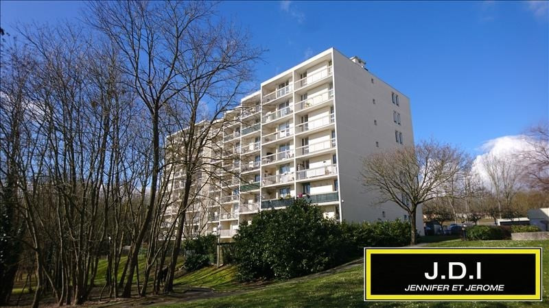 Vente appartement Cergy 160 000€ - Photo 2