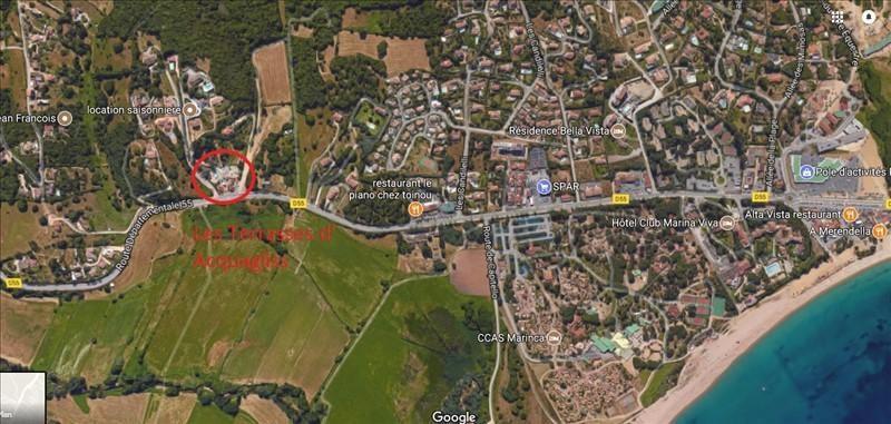 Vente appartement Porticcio 345000€ - Photo 3