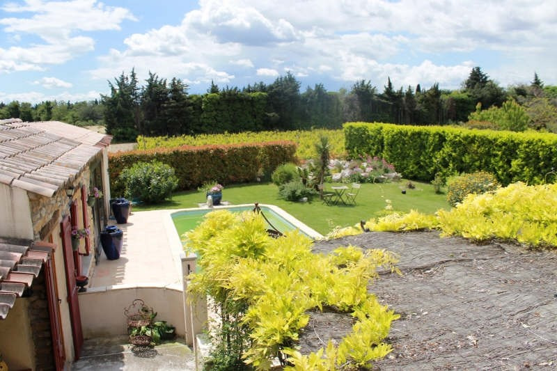Vente maison / villa Sarrians 329000€ - Photo 7