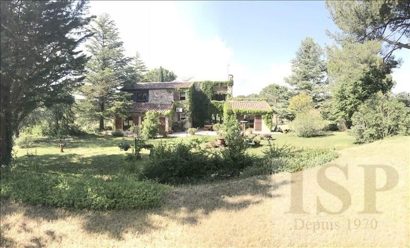 Vente de prestige maison / villa Aix en provence 995000€ - Photo 1
