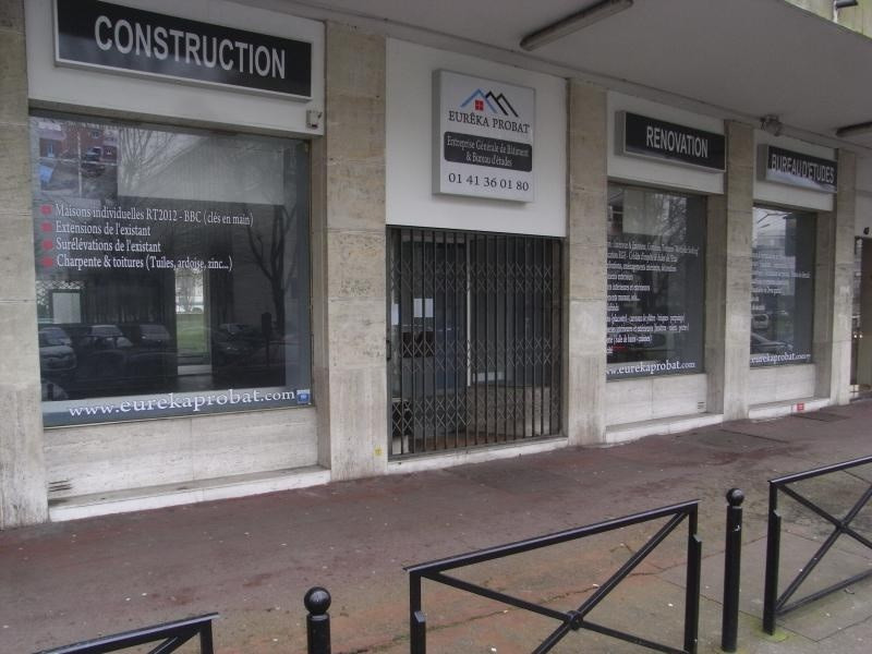 Location local commercial Meudon la foret 2 040€ +CH/ HT - Photo 1
