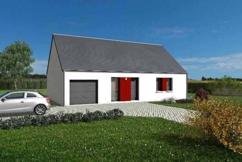 Maison  4 pièces + Terrain 1450 m² Saint-Nicolas-de-Bourgueil par maisons PRIMEA
