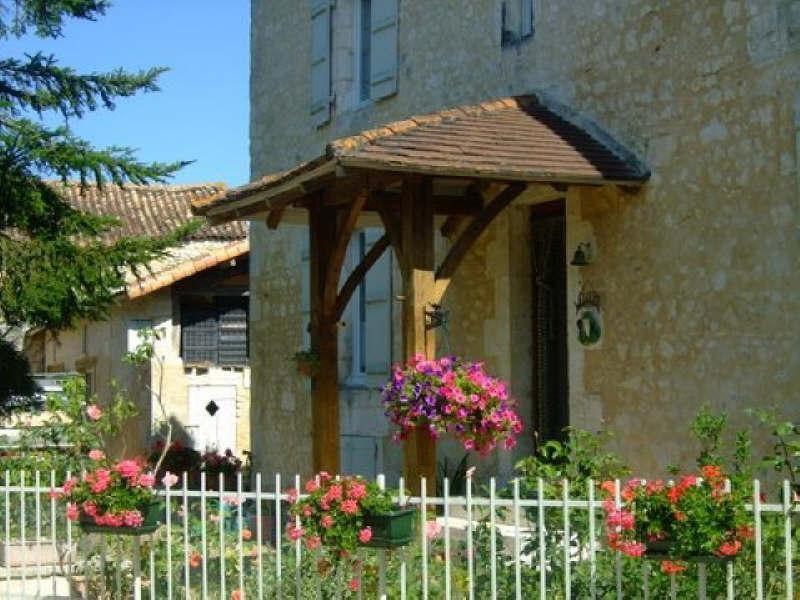 Sale house / villa Blanzaguet-saint-cybard 156600€ - Picture 13