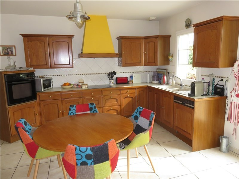 Sale house / villa Germigny l eveque 490000€ - Picture 4