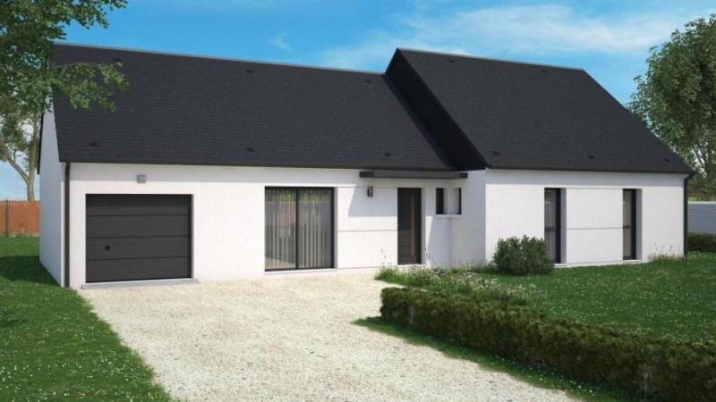 Maison  5 pièces + Terrain 1240 m² Distré par MAISONS ERICLOR