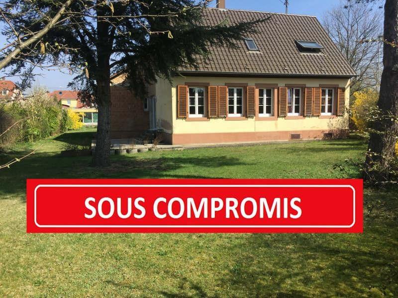Sale house / villa Haguenau 334000€ - Picture 1